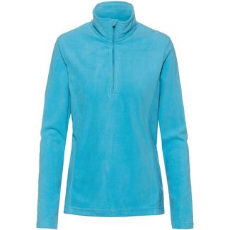 CMP Fleeceshirt Damen turchese