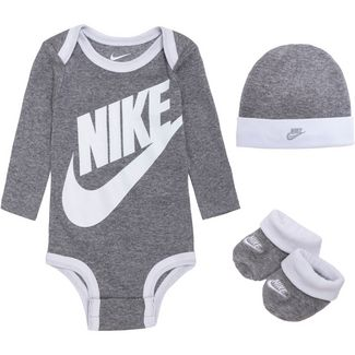 Nike Futura Strampler dark-grey-heather
