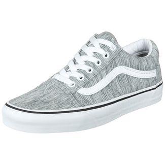 Vans Old Skool Sneaker Damen grau