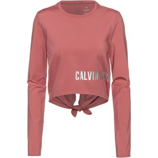 Calvin Klein Graphic Funktionsshirt Damen dusty pink