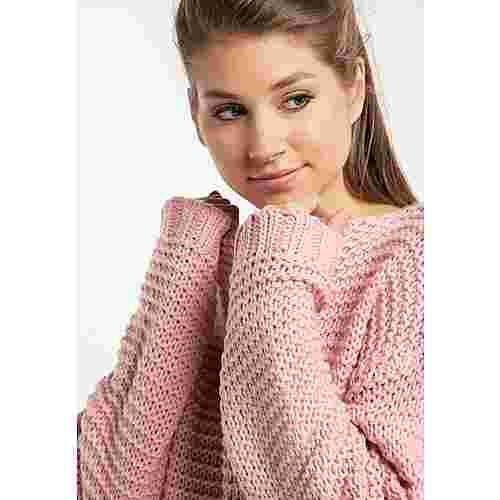MYMO Strickpullover Damen rosa