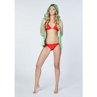 Chiemsee Bikini Top Bikini Oberteil Damen Neon Red Orange