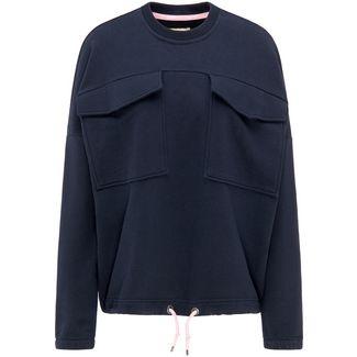 MYMO Sweatshirt Damen marine
