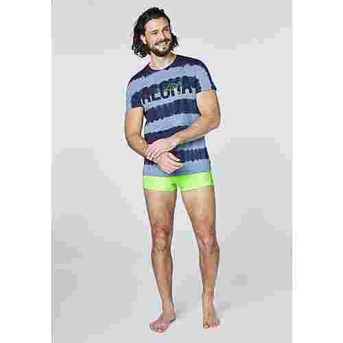 Chiemsee Boxer-Badehose Badehose Herren Green Gecko