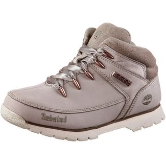 TIMBERLAND Euro Sprint Winterschuhe Kinder light-taupe-nubuck