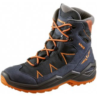 Lowa GTX® Jonas Stiefel Kinder blue-orange