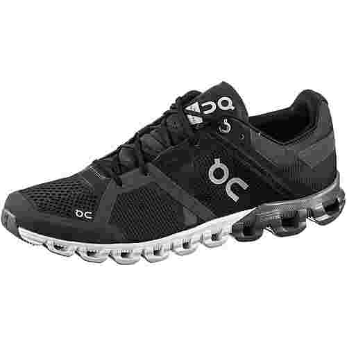 ON Cloudflow Laufschuhe Herren black-asphalt