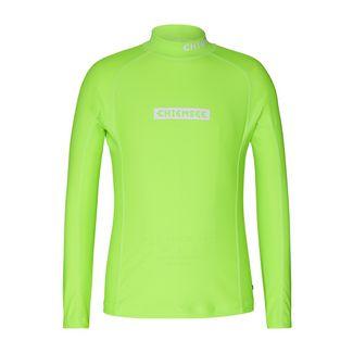 Chiemsee Surflycra Kids Surf Shirt Green Gecko