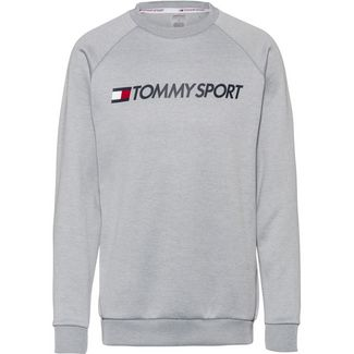 Tommy Hilfiger Sweatshirt Herren grey heather