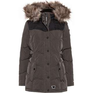 Khujo Winsen4 Steppjacke Damen peached dark grey