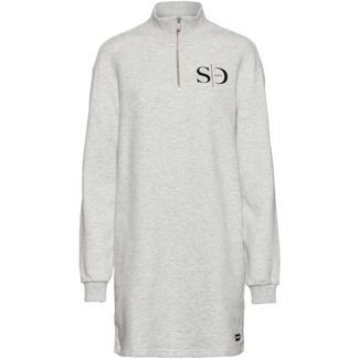 Superdry EDIT Longsweat Damen edit grey marl
