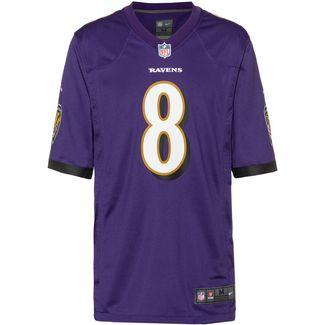 Nike Lamar Jackson Baltimore Ravens American Football Trikot Herren new orchid-black