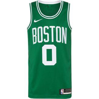 Nike Jayson Tatum Boston Celtics Basketballtrikot Herren clover