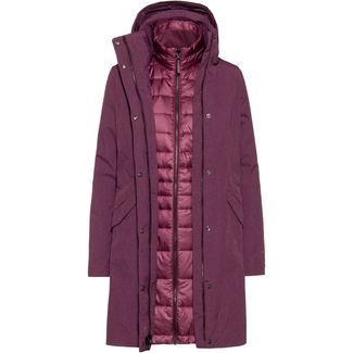 Patagonia 3in1 Vosque Doppeljacke Damen light balsamic