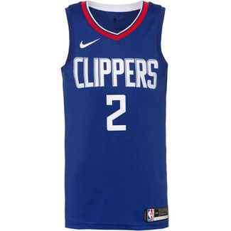 Nike Kawhi Leonard Los Angeles Clippers Basketballtrikot Herren rush blue-white