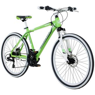 Galano Toxic 26 Zoll Mountainbike Hardtail MTB MTB Hardtail grün