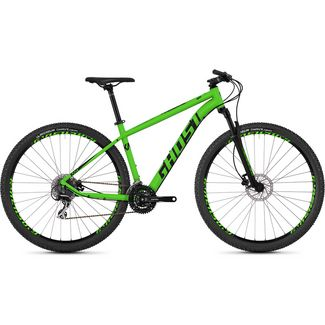 Ghost Kato 3.9 AL U 29 Zoll Mountainbike MTB MTB Hardtail riot green / night black