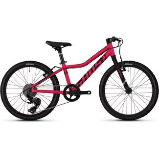 Ghost Lanao R1.0 AL W 20 Zoll Mountainbike MTB Dirt Bike Kinder ruby pink/jet black