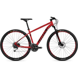 Ghost Kato 4.9 AL U 29 Zoll Mountainbike MTB MTB Hardtail riot red / night black