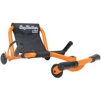 EzyRoller Mini Dreirad Bewegungsspielzeug Trike Stuntscooter orange