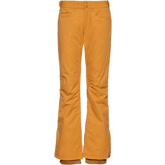 Roxy Backyard Skihose Damen spruce yellow