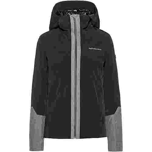 Peak Performance Velcore Skijacke Damen black