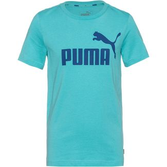 PUMA T-Shirt Kinder blue turquoise