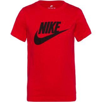 Nike Futura T-Shirt Kinder university-red
