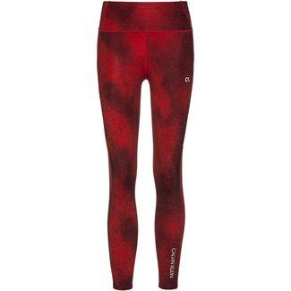 Calvin Klein Galaxy Tights Damen ck black-flashing red