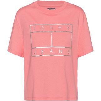 Tommy Hilfiger T-Shirt Damen pink icing