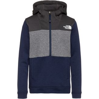 The North Face Hoodie Kinder montague blue