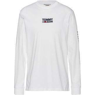 Tommy Hilfiger Langarmshirt Herren classic white
