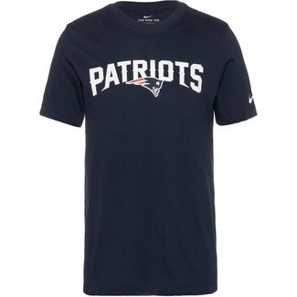 Nike New England Patriots Funktionsshirt Herren college navy