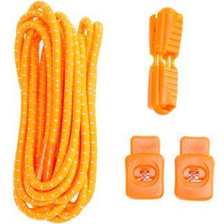 NATHAN Schuhbänder neon orange