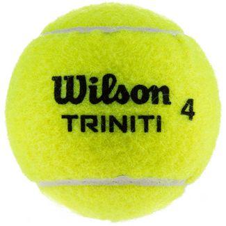 Wilson Triniti Tennisball gelb