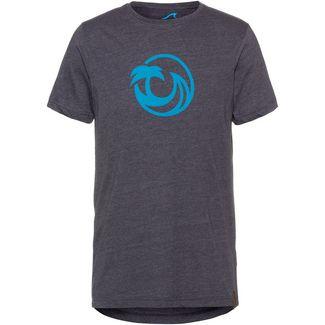 Maui Wowie T-Shirt Herren graublau