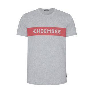 Chiemsee T-Shirt T-Shirt Herren Neutr. Gray