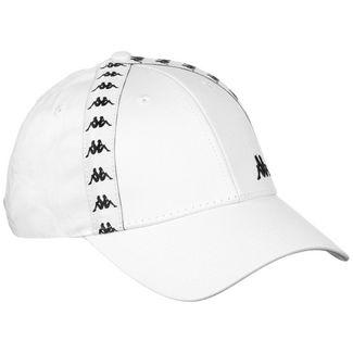 KAPPA Authentic Deno Cap Herren weiß / schwarz