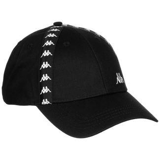 KAPPA Authentic Deno Cap Herren schwarz / weiß