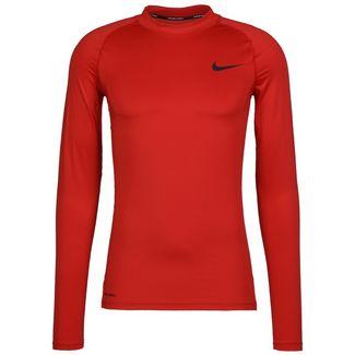 Nike Pro AeroAdapt Langarmshirt Damen schwarz im Online Shop von SportScheck kaufen