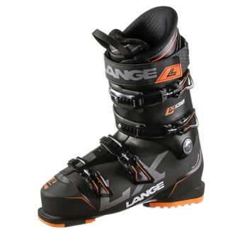 LANGE LX 130 Skischuhe black-orange