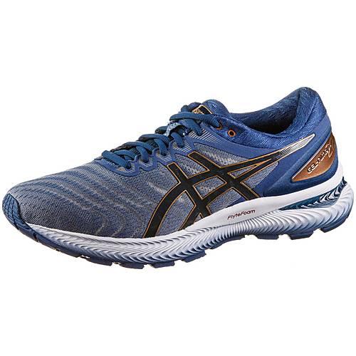 asics Gel Nimbus 22 Schuhe Herren sheet rockgraphite grey