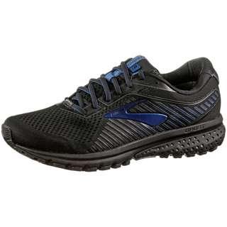 Brooks GTX® Ghost 12 Laufschuhe Herren black-ebony-blue