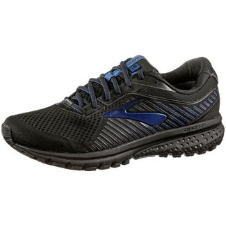 Brooks Ghost 12 GTX Laufschuhe Herren black-ebony-blue