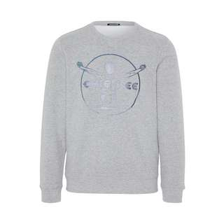Chiemsee Sweatshirt Sweatshirt M Gry/L Blu Dif