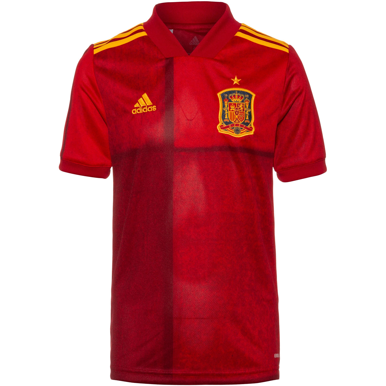 adidas Spanien EM 2021 Heim Trikot Kinder