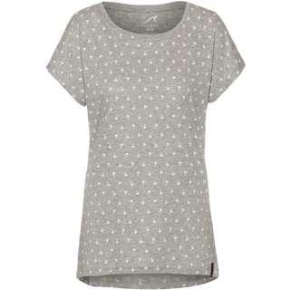 Maui Wowie T-Shirt Damen grau
