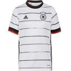 adidas DFB EM 2021 Heim Trikot Kinder white