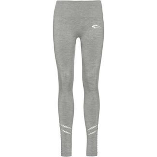 SMILODOX Hyperformance Seamless Freedom Tights Damen grau