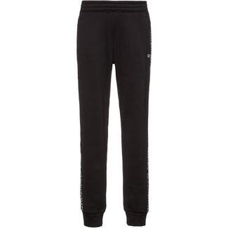 Calvin Klein Taping Sweathose Damen ck black